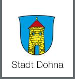 Stadt Dohna Logo
